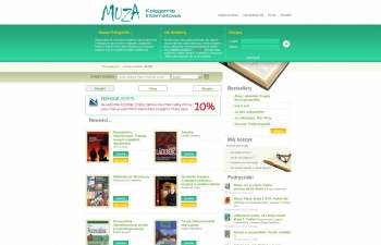 Księgarnia MUZA